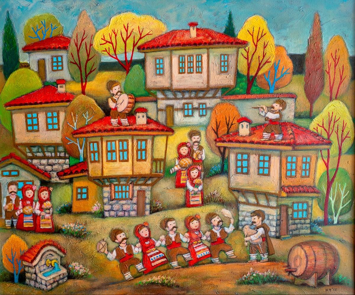 Празник – Николай Тодоров