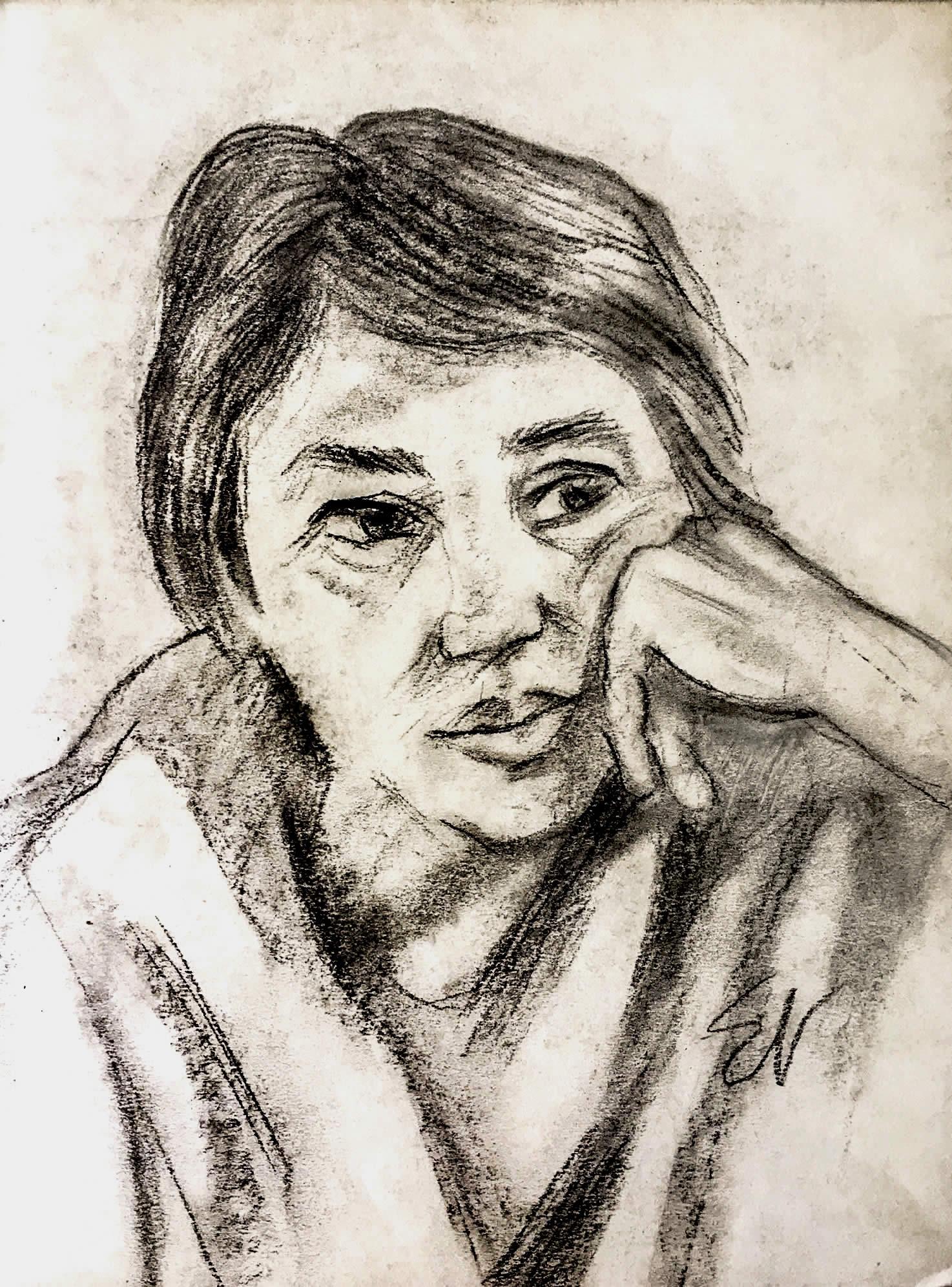 Портрет на жена – Елка Найденова