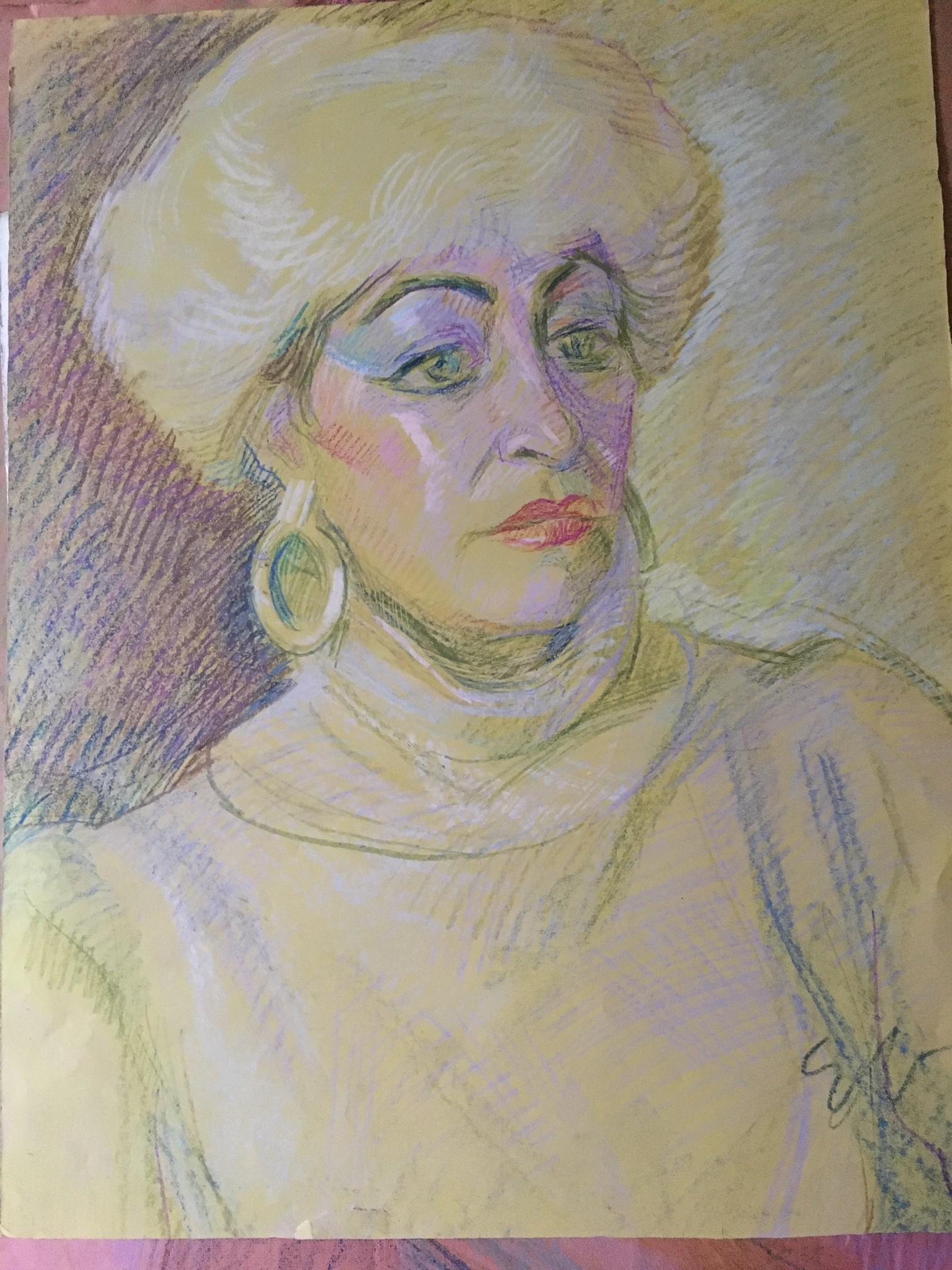 Портет на жена – Елка Найденова